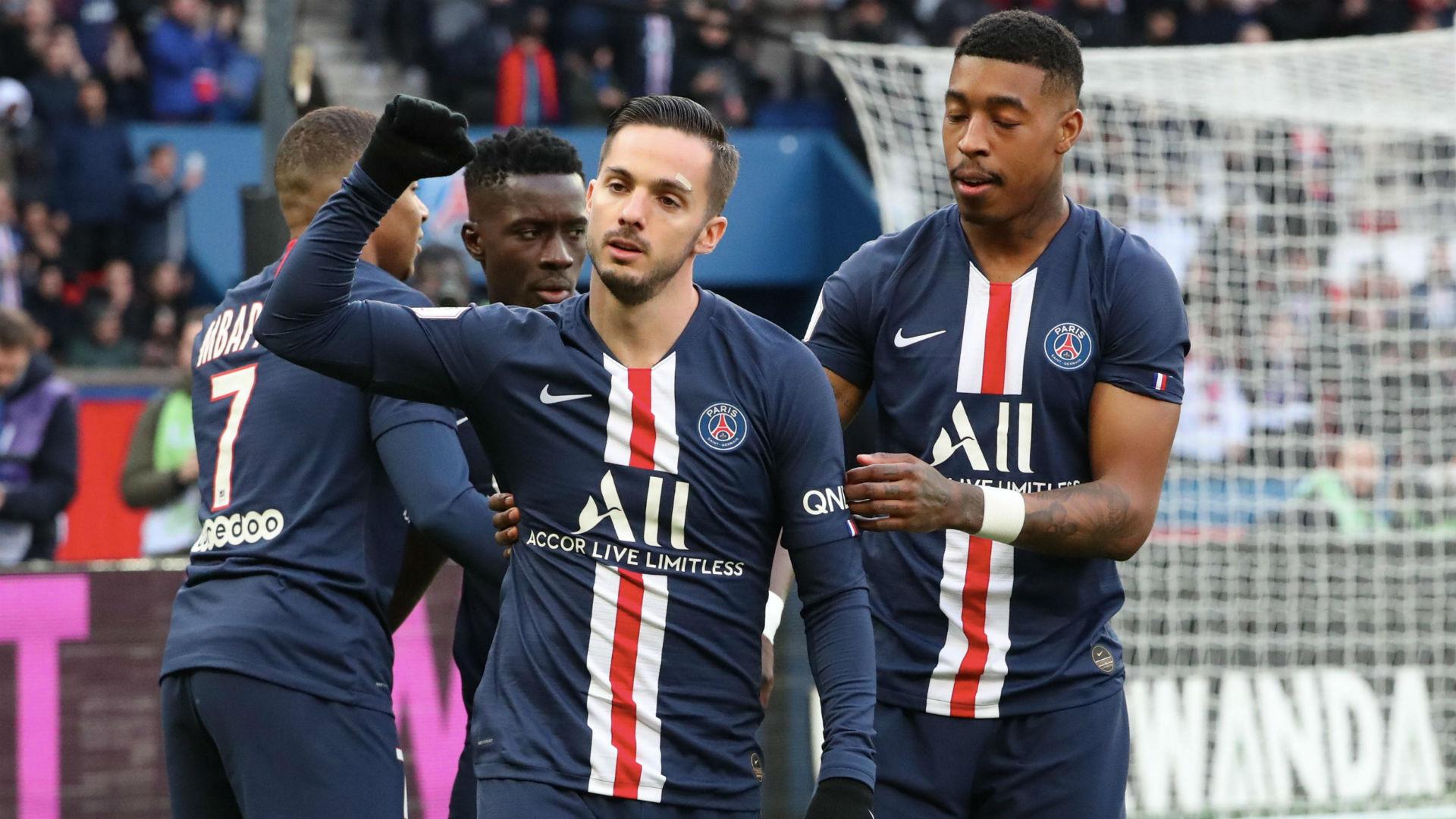 """PSG, Sarabia : """"L'arrêt de la Ligue 1 nous a fait mal, nous n'avons pas de rythme pour la Ligue des Champions"""""""