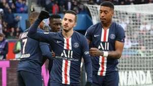 Pablo Sarabia PSG Dijon Ligue 1 29022020