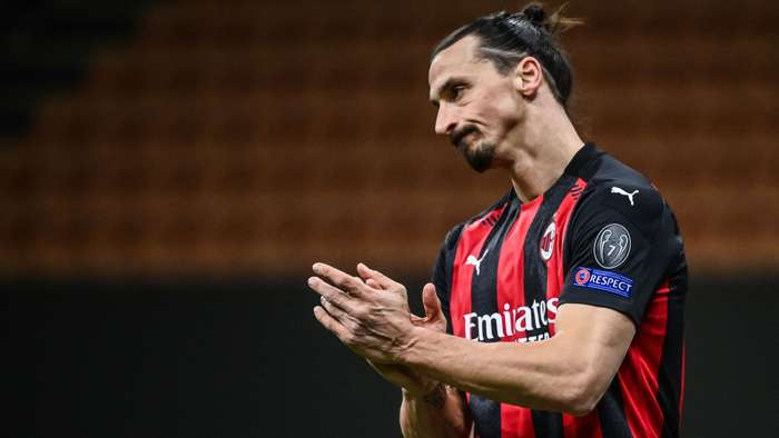 Ibrahimovic Milan Manchester United Europa League