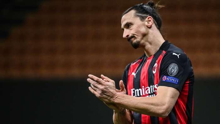 Ibrahimovic Milan Manchester United Europa League