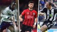 Ledley King Shane Long Alan Shearer fastest goal Premier League