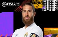 Sergio Ramos FIFA 21