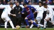 Lionel Messi FC Barcelona Real Madrid El Clasico