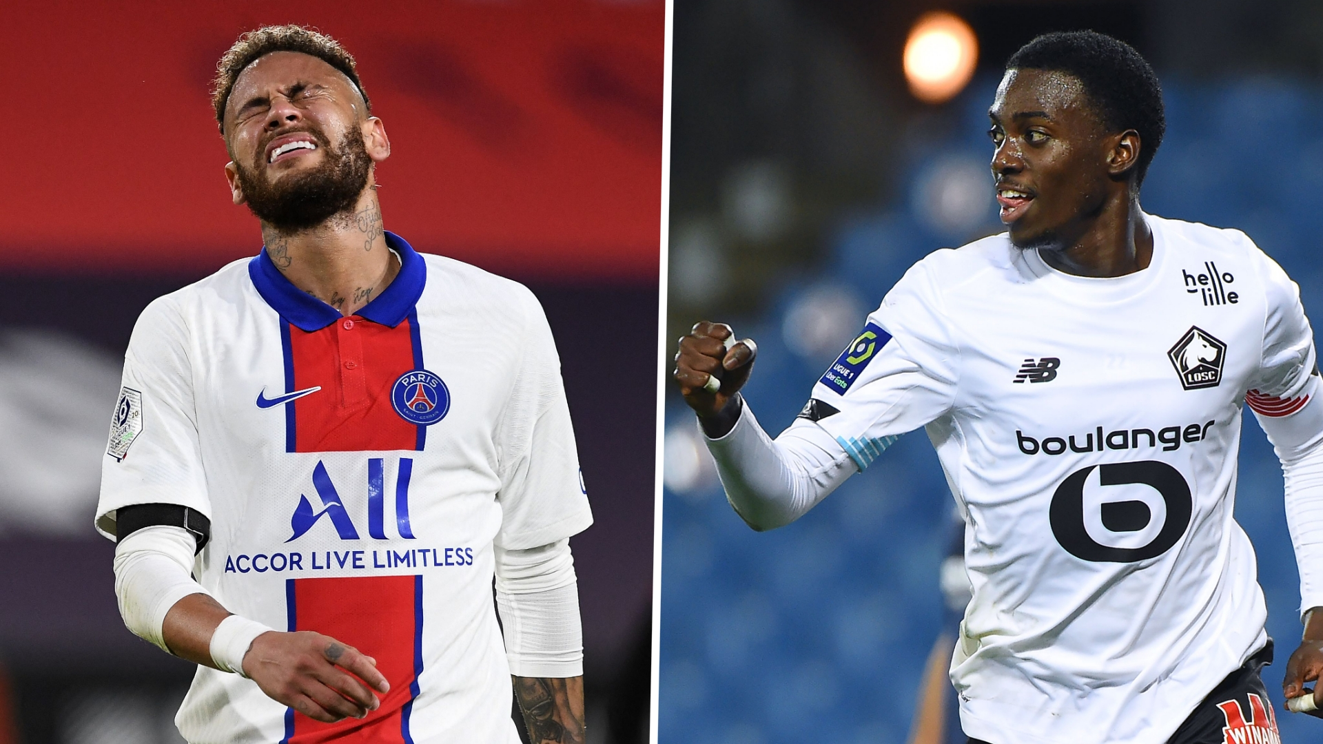 """Neymar is a """"good friend"""" but USMNT forward Weah has given up on Lille to throw PSG out of his perch"""