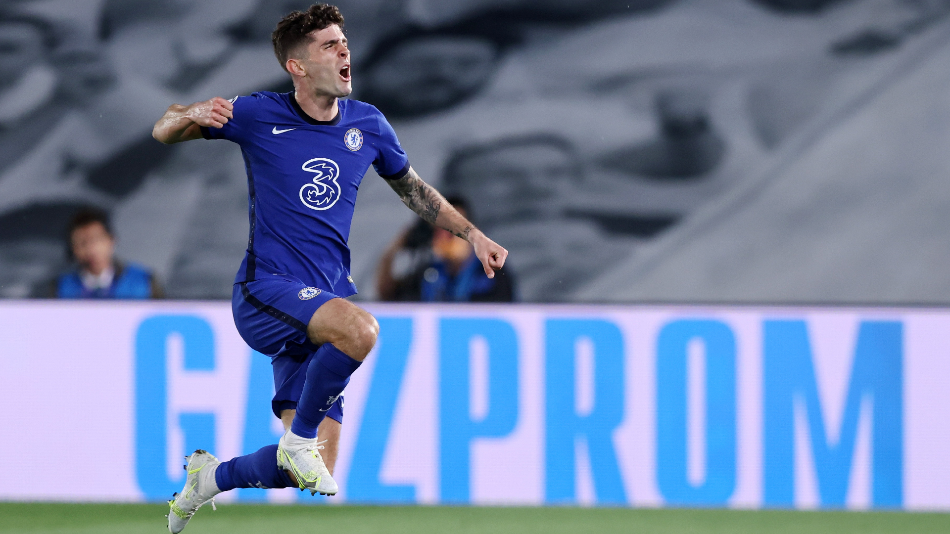USMNT star Pulisic sets 'big target' at Chelsea and welcomes competition for places