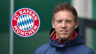 GFX Julian Nagelsmann FC Bayern