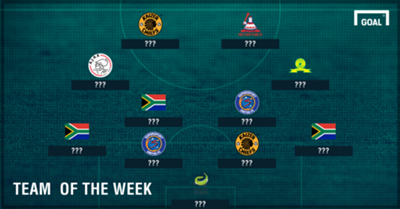 SA Team of the Week March 19