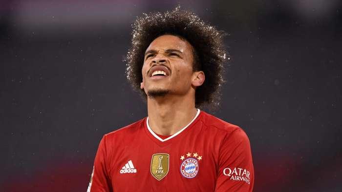 Leroy Sane, Bayern Munich 2020-21