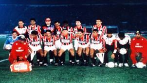 São Paulo Libertadores 1993