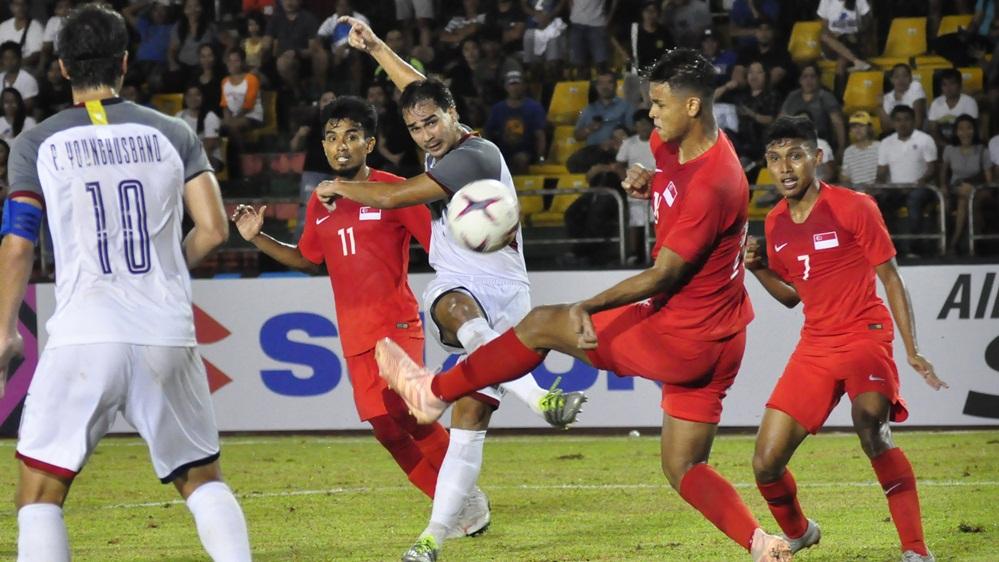 Philippines vs Singapore AFF Suzuki Cup 2018