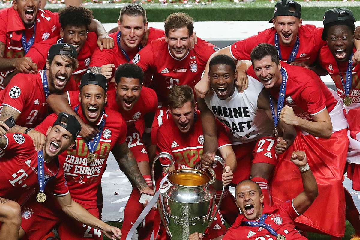 Europe beware: Bayern's brilliant young squad can create a Champions League dynasty | Goal.com