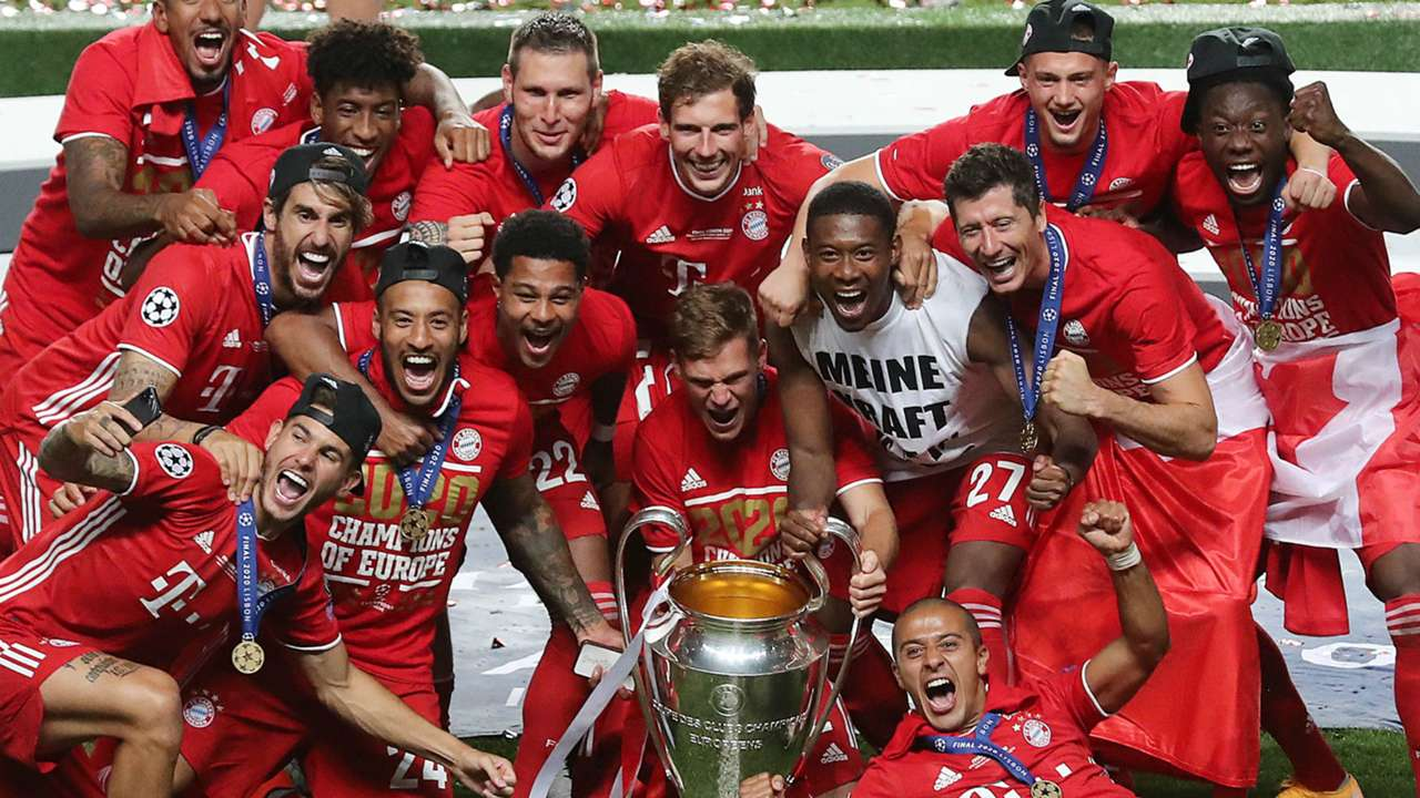 Bayern Munich Champions League 2019-20