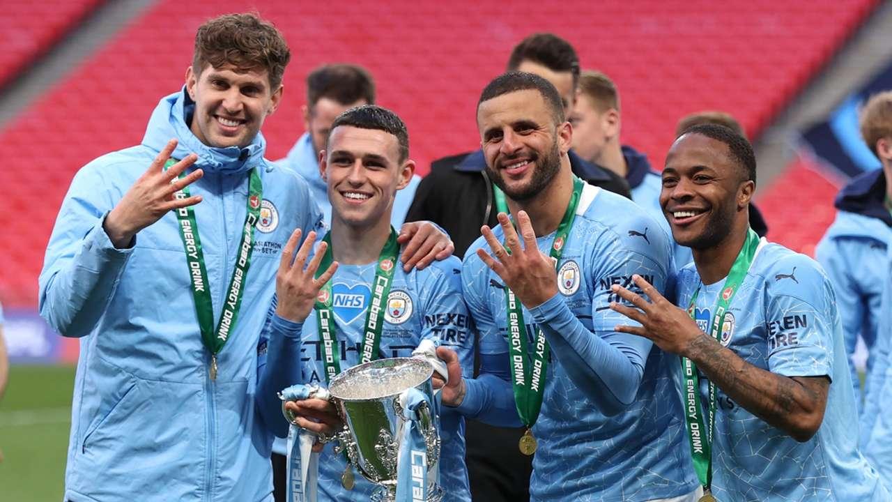 Manchester City, Carabao Cup