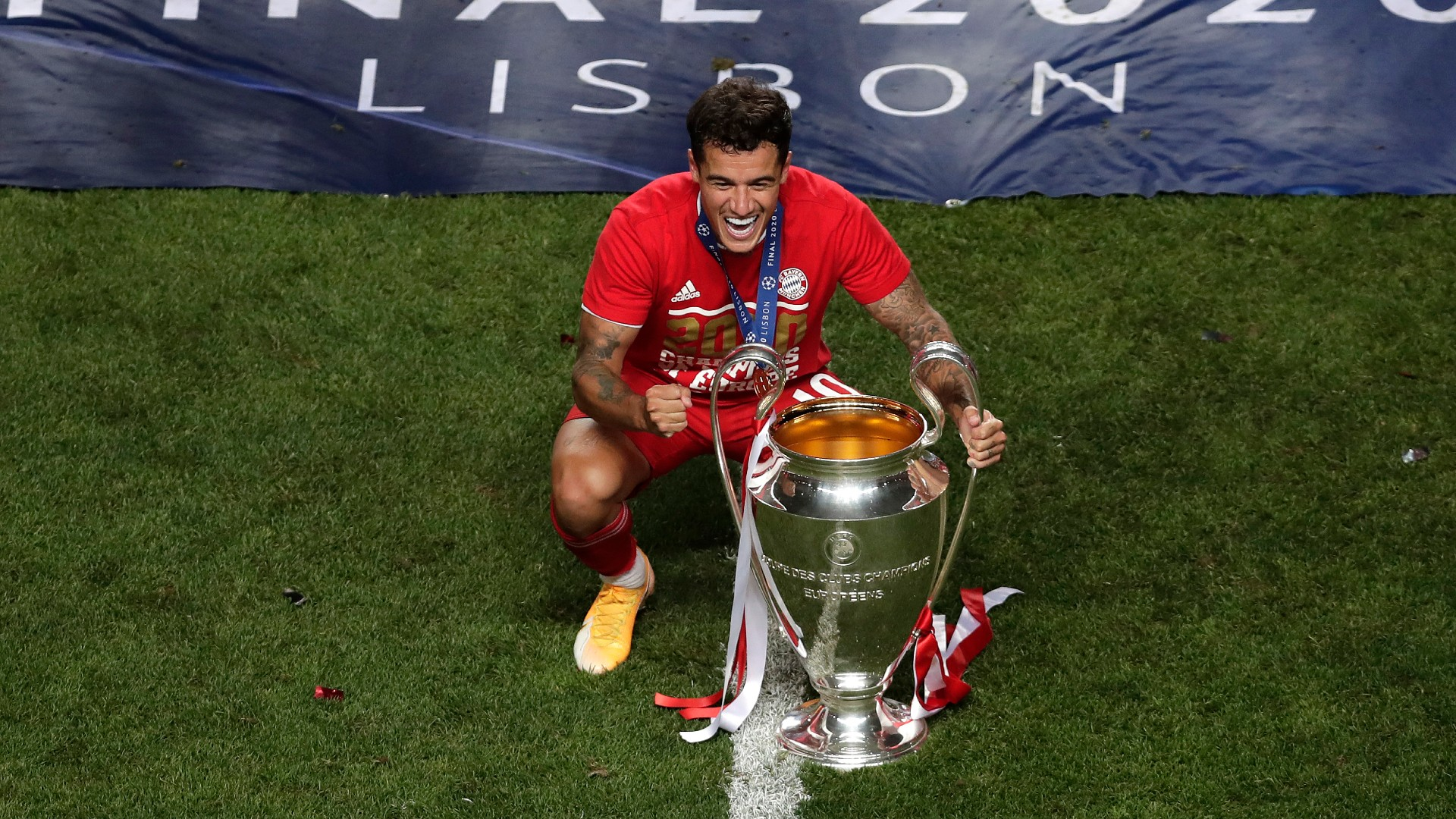 Coutinho returns to Barcelona after loan spell with Bayern ends