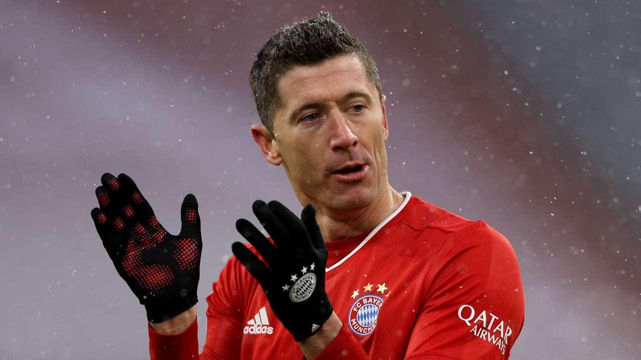 Robert Lewandowski, Bayern Munich 2020-21