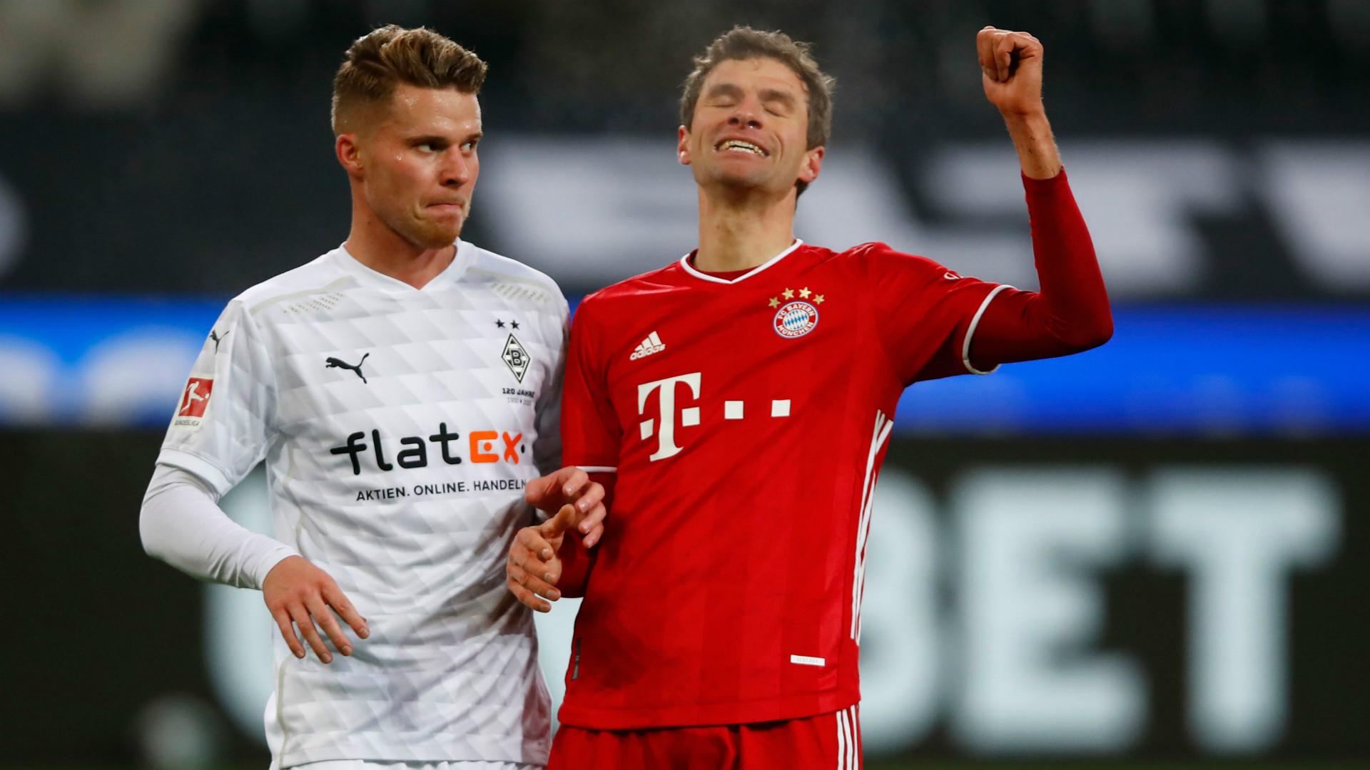 3 2 Nach 0 2 Gladbach Dreht Gegen Den FC Bayern M U00fcnchen