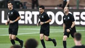 Andres Cunha River Boca Monumental Final Copa Libertadores