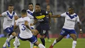 Ricardo Centurion Velez Boca Campeonato Primera Division Fecha 19