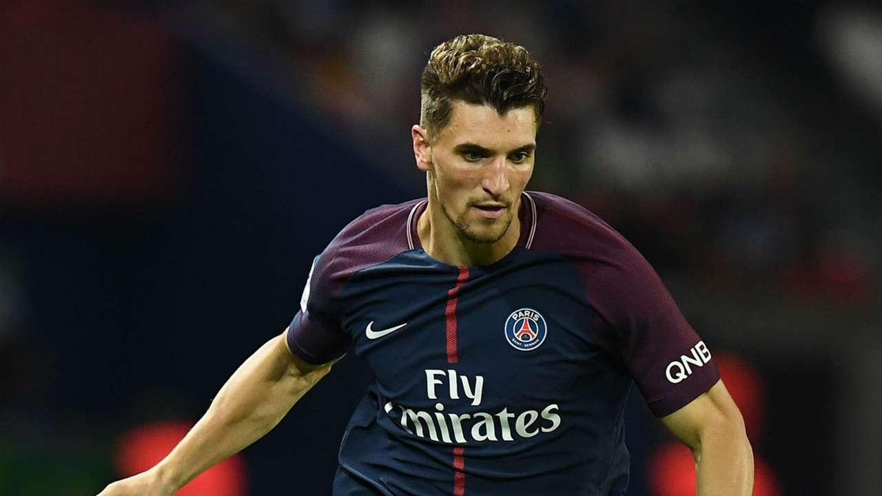 Thomas Meunier Paris Saint-Germain PSG