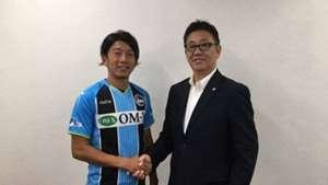 Masaaki Ideguchi FC Osaka