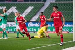 Kai Havertz Werder Bremen Bayer Leverkusen 05/18/20