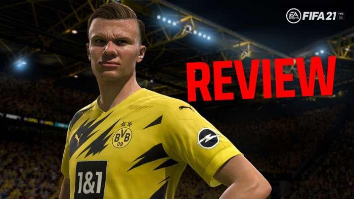 FIFA 21 graphic