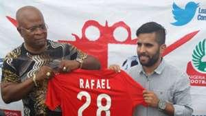 Rafael Everton - Abia Warriors