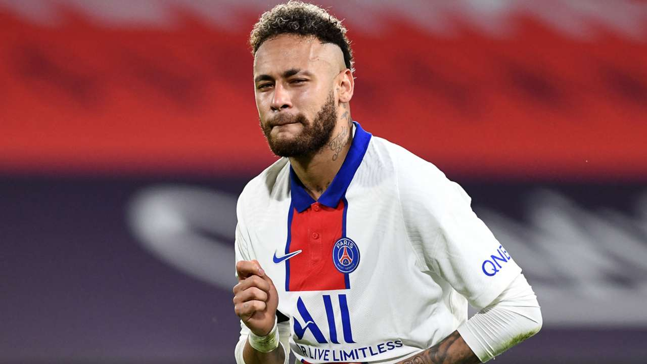 Neymar Rennes PSG Ligue 1 09052021
