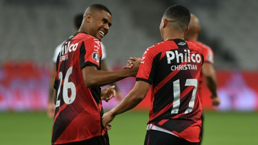 Athletico PR Colo-Colo Libertadores 23 09 2020
