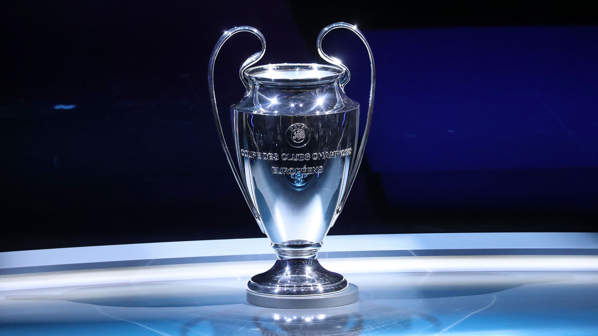 Champions League Trophy 08292019