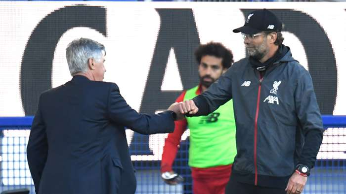 Ancelotti/Klopp 2019