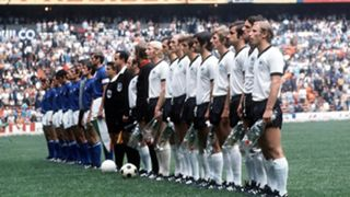 West Germany Italy 1970