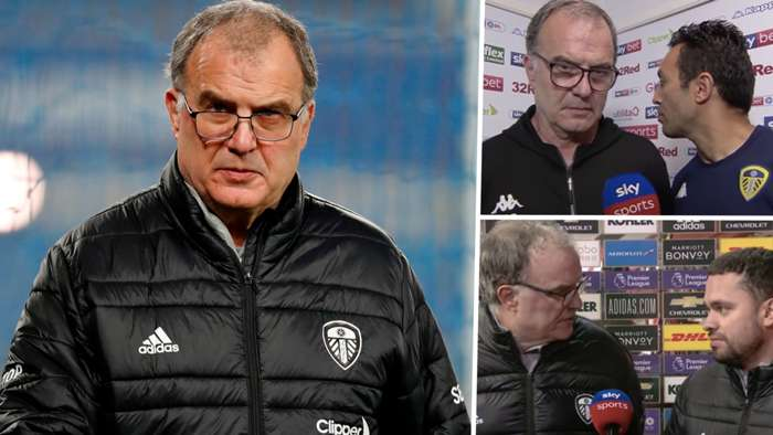 Marcelo Bielsa translator interpreter Leeds United