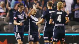 Melbourne Victory Kosta Barbarouses