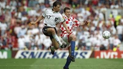 Christian Ziege Germany Euro 1996