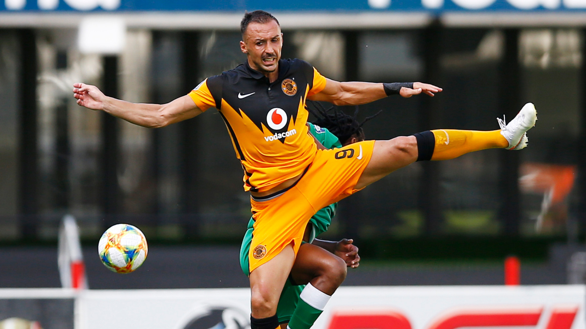 Hunt: Nurkovic is what Kaizer Chiefs' future needs