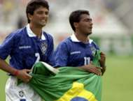 Bebeto and Romario