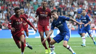 Christian Pulisic Chelsea Liverpool UEFA Super Cup 2019