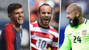 USMNT Team of the Decade: Donovan and Pulisic brought together