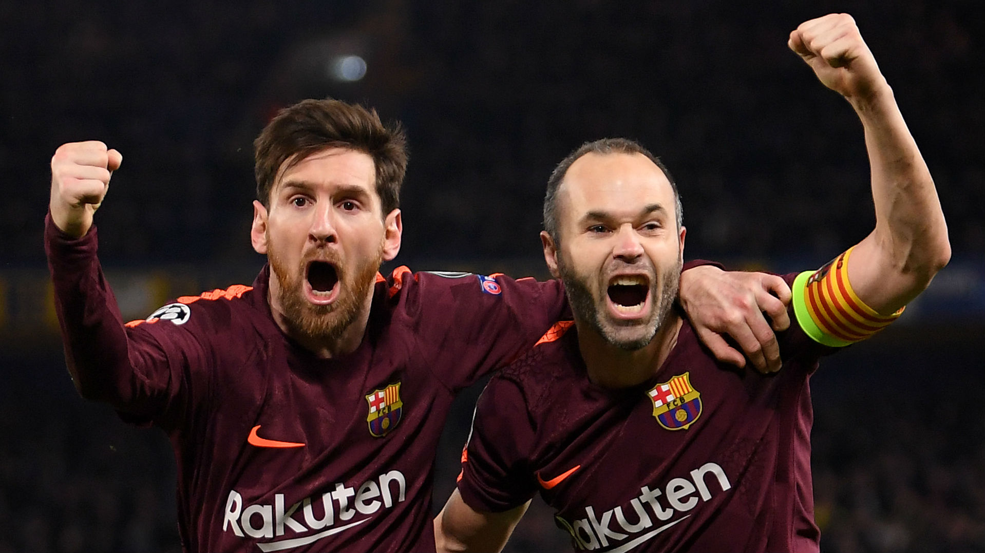 Iniesta the closest talent to Messi, says former Barcelona coach Luis Enrique