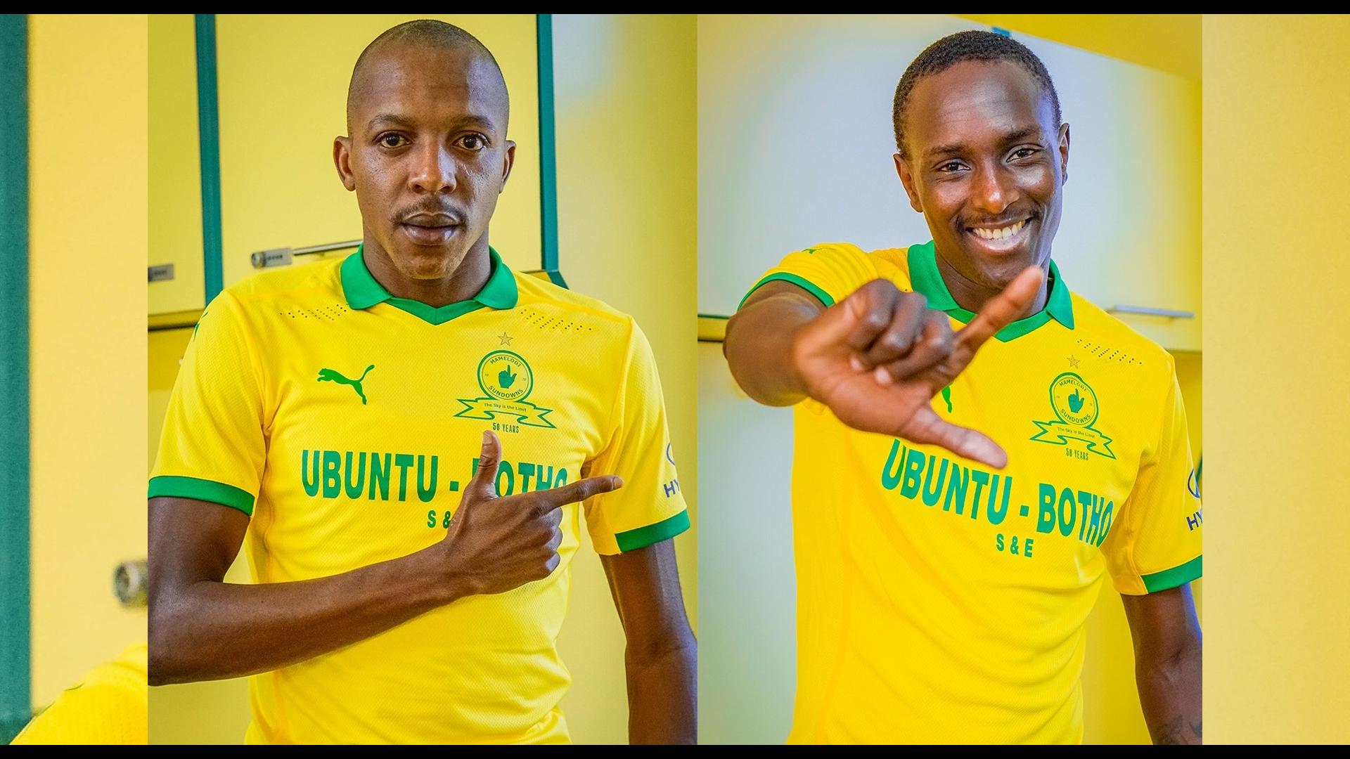 New signing Mudau sends message to Mamelodi Sundowns fans