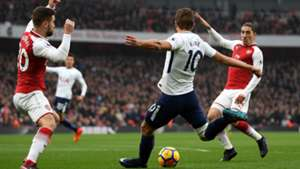 Harry Kane Tottenham Premier League Arsenal 111817