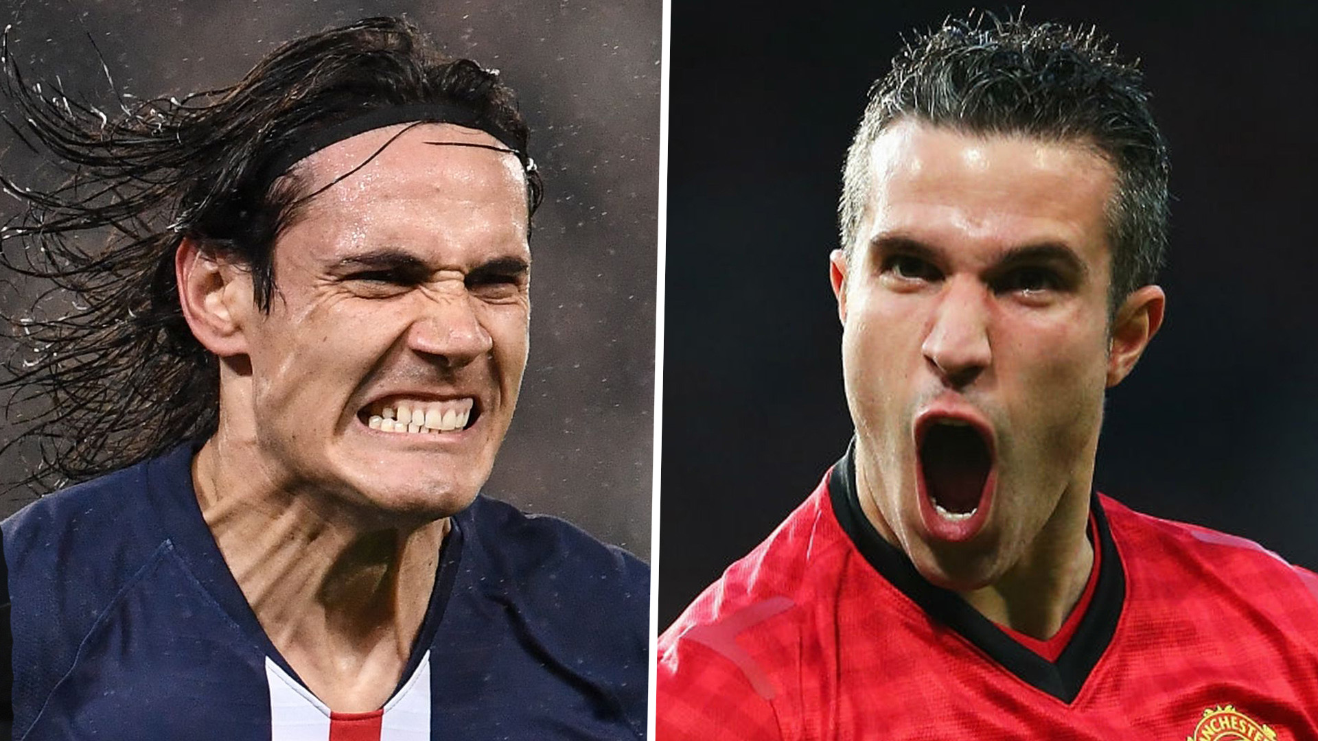 'Agent' Van Persie takes credit for Man Utd's Cavani capture having talked up move for 'goal machine'