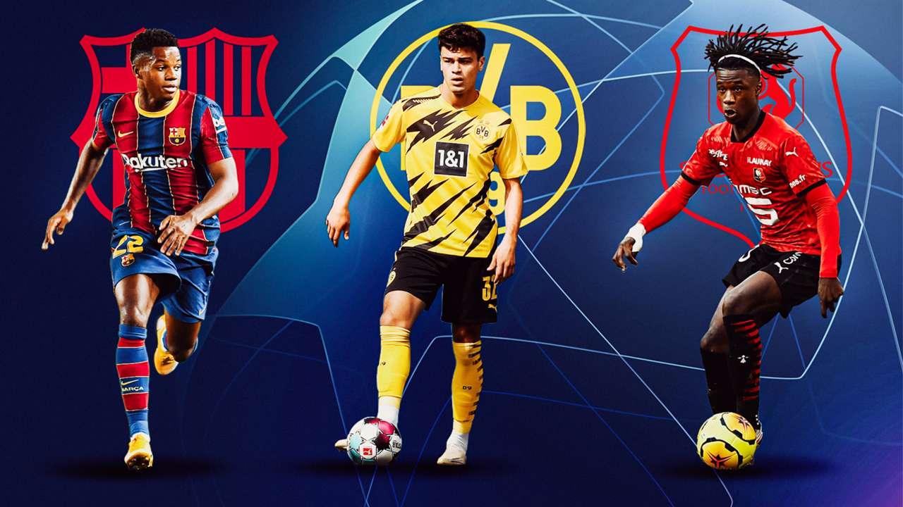 Champions League NxGn GFX
