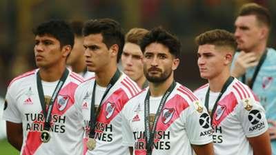 Ferreira Casco Alvarez River Flamengo Final Copa Libertadores 23112019
