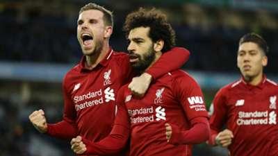 Mohamed Salah FC Liverpool Premier League