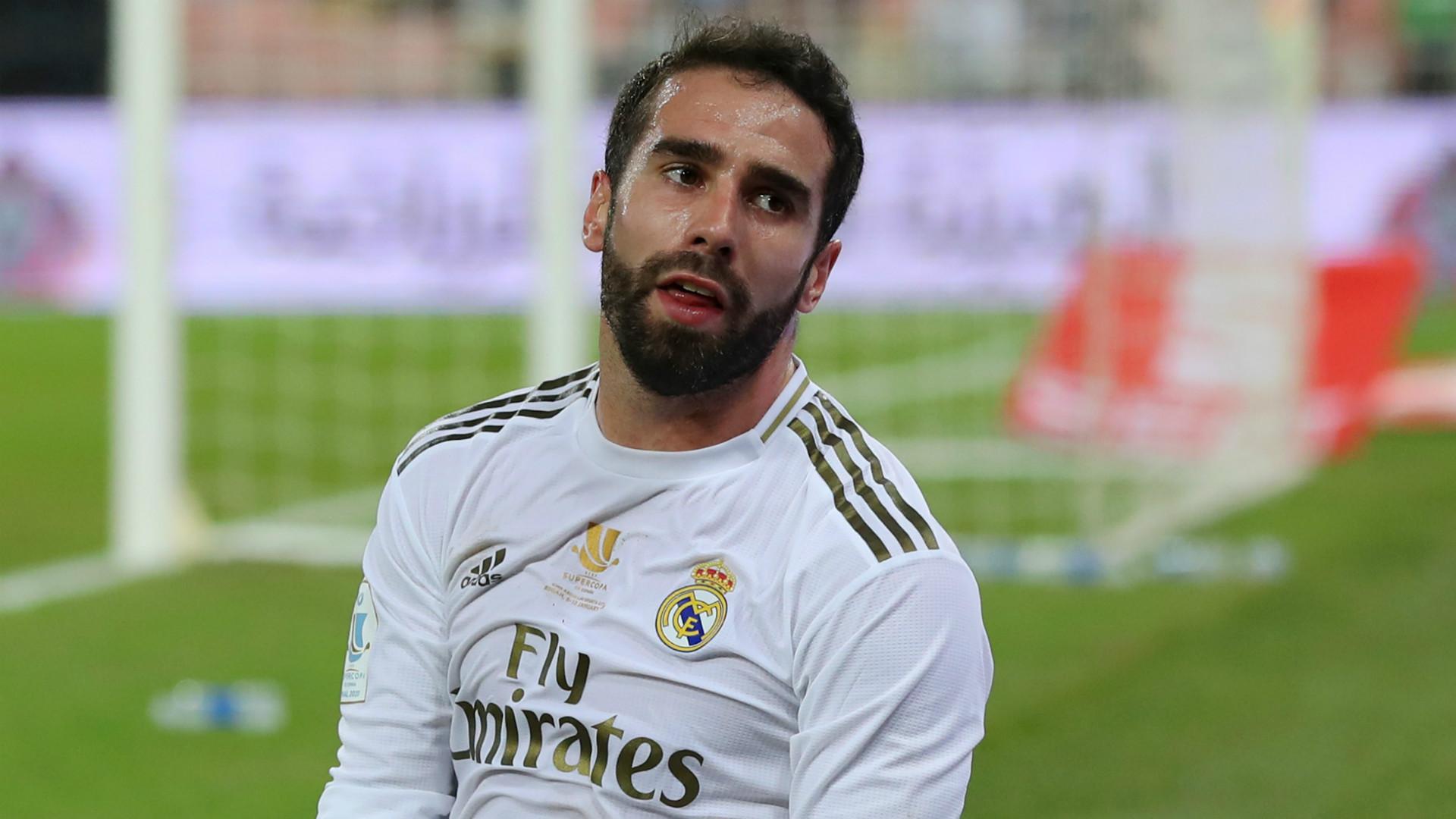 """Real Madrid - Dani Carvajal : """"La clé du succès, c'est d'être une équipe"""""""