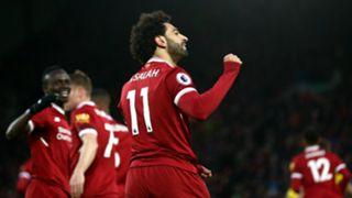 Mohamed Salah, Liverpool vs Watford, 17/18