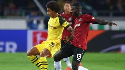 Axel Witsel Borussia Dortmund Hannover 96 31082018