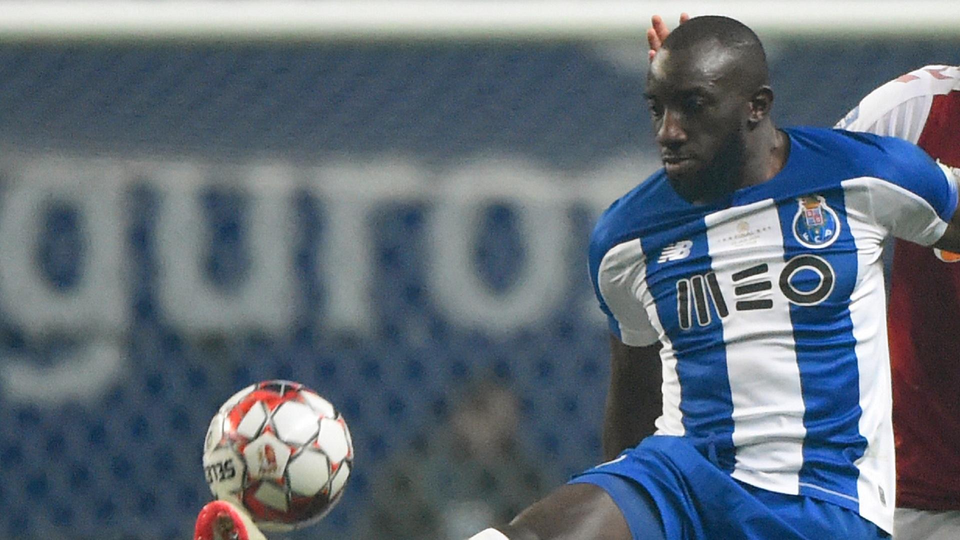 Moussa Marega scores in FC Porto's bashing of Moreirense